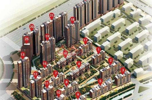安阳新西区规划图
